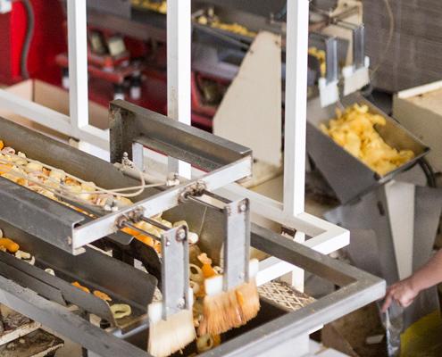 fabrica de snacks