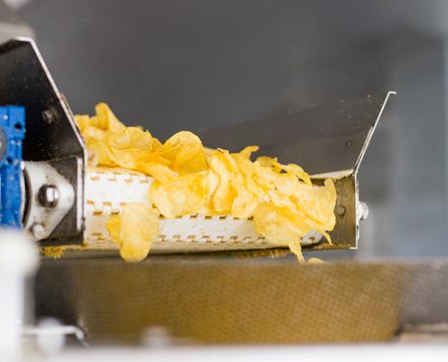 fabrica patatas fritas
