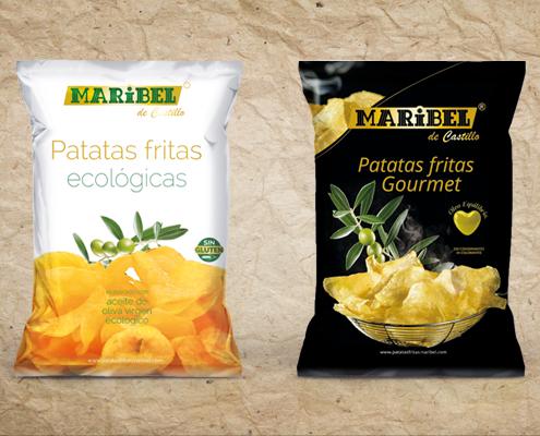 productos de snacks