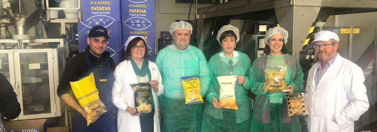 patatas fritas maribel